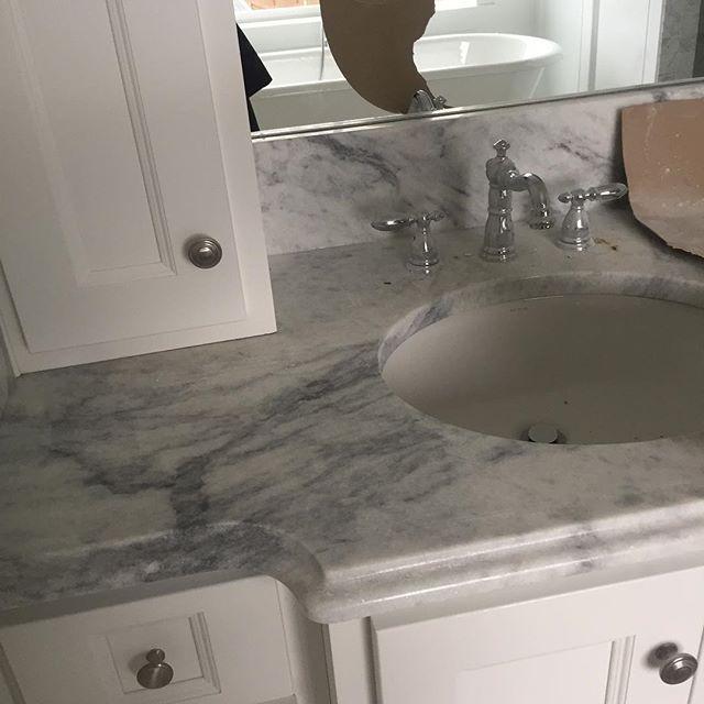 Backsplashes and mirrors