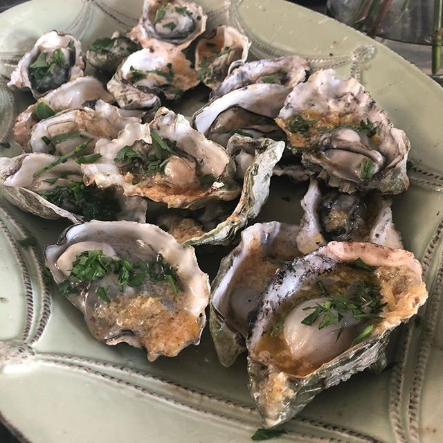 Grilled #oysters
